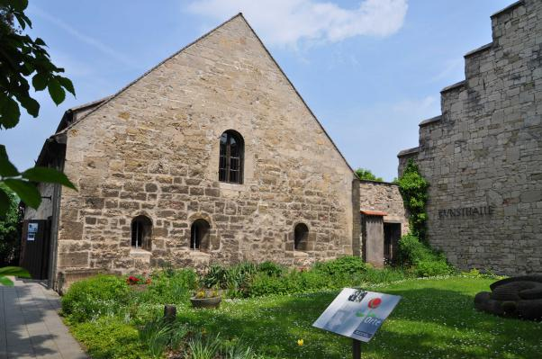 Bad Kösen, Romanisches Haus