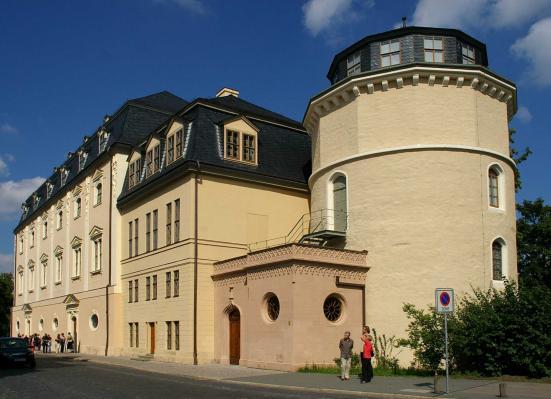 Weimar, Herzogin Anna Amalia Bibliothek