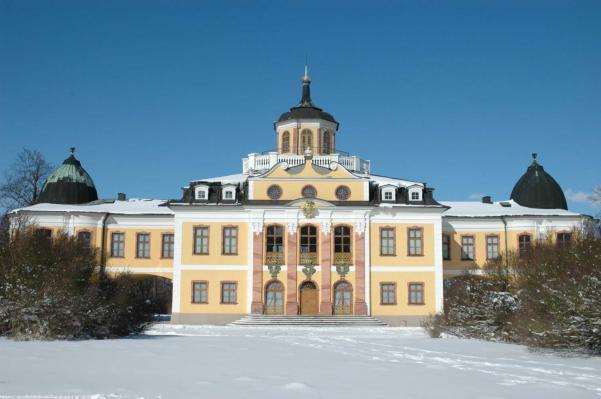 Weimar, Schloss Belvedere